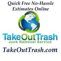 Take Out Trash Junk Removal Service
