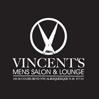 Vincent's Mens Salon & Lounge