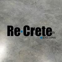 Re-Crete llc Decorative Concrete Staining