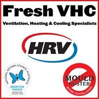 Fresh VHC - Ventilation, Heating & Cooling Specialists