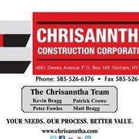 Chrisanntha Construction Corporation