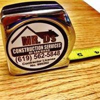 Mr. D's Construction Services