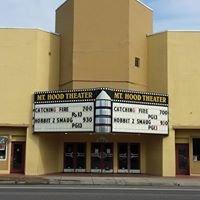 Mt. Hood Theatre