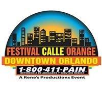 Calle Orange Festival Orlando FL