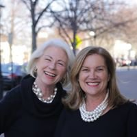 Cheryl McAuliffe and Mary Weille at Coach Realtors