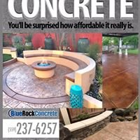 Blue Rock Concrete