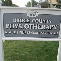 Bruce County Physiotherapy and Sports Injuries Clinic