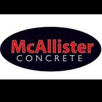 McAllister Concrete