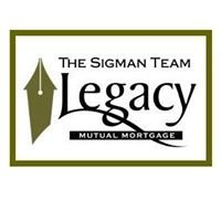 Jordan Monroe-Legacy Mutual Mortgage NMLS #1044073- Powered by Sigman Team