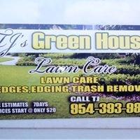 TJ'S Greenhouse Lawncare