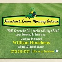 Houchens Lawn Mowing Service
