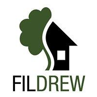 Fildrew - domy z bali klejonych