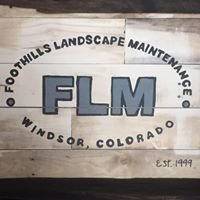 Foothills Landscape Maintenance