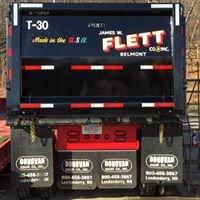 James W Flett Co., Inc.