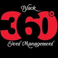 Black 360 Degree Event Management