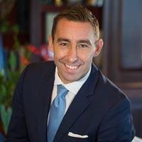 Cedric Dequin, Real Estate agent.
