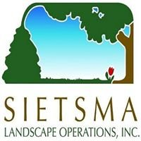 Sietsma Landscape Operations, Inc.