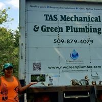 TAS Mechanical And Green Plumbing LLC