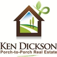 Ken Dickson Porch-to-Porch Real Estate, Keller Williams Realty Chico Area
