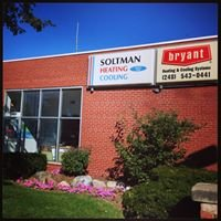 Soltman Heating & Cooling, Inc.