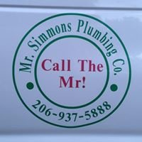 Mr. Simmons Plumbing Co. INC