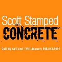 Scotts Stamped Concrete