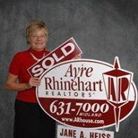 Jane Heiss-Armitage  - www.RealEstateMidlandMichigan.com