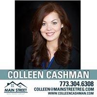 Colleen Cashman, Broker