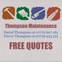 Thompson Maintenance & Plumbing