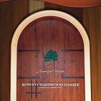 Roberts Hardwood Lumber Co. Inc