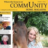 CommUnity Home Magazine