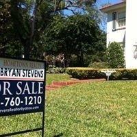 Bryan Stevens, Realtor: Hometown Realty