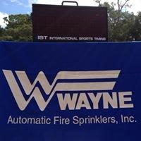 Wayne Automatic Fire Sprinklers