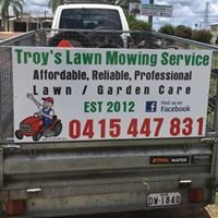 Troy's Lawn Mowing Service