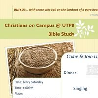 Christians On Campus at UTPB