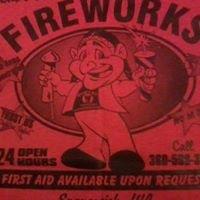 Bennie's Jets Fireworks