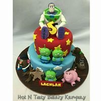 Hot N Tasty Bakery