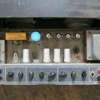 Vintage Guitar Amp Restoration Service
