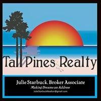 Julie Starbuck, Broker Associate, Tall Pines Realty