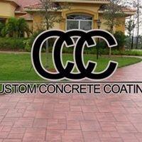 Custom Concrete Coatings