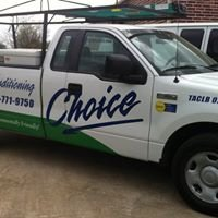 Choice Heating & Air Conditioning, Inc.