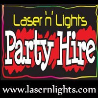 Laser 'n' Lights Party Hire