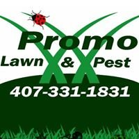 Promo Lawn & Pest