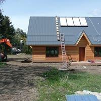Natural Housebuilders,inc. Solar Active House