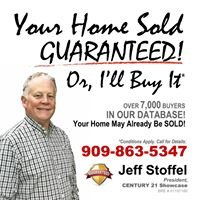 The Jeff Stoffel Team Your Home Sold Guaranteed or I'll Buy It