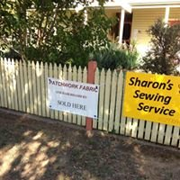 """Fabric 'n"""" Threads - Sharon's Sewing Service"""