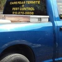 Cape Fear Termite & Pest Control LLC