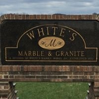 White's Marble Works