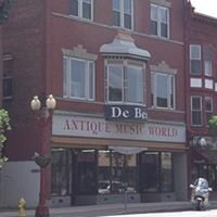 DeBence Antique Music World