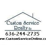 Custom Service Realty LLC